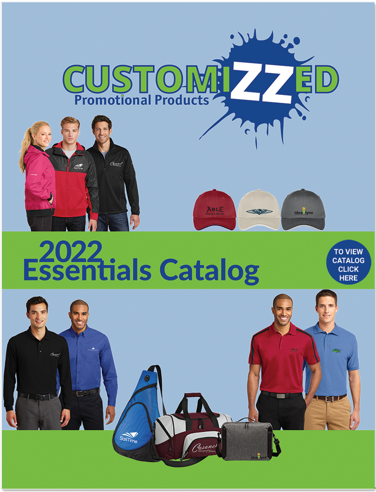Essentials Apparel Catalog